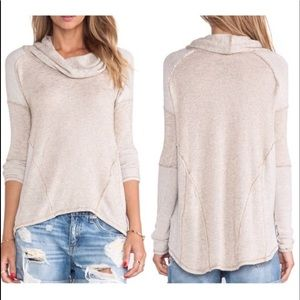We the Free People Beatnick Hacci Pullover Sweater